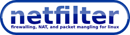 netfilter project logo